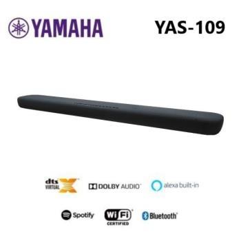 【公司貨】 Yamaha 山葉 YAS-109 SoundBar 聲霸 數位音響投射器