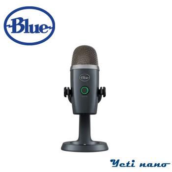 美國高CP值 Blue Yeti nano 小雪怪 Youtuber Podcast 推薦 USB麥克風