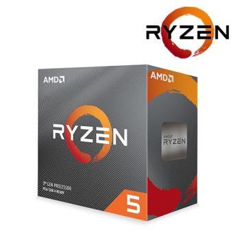 【AMD】Ryzen 5-3600 3.6GHz六核心 中央處理器