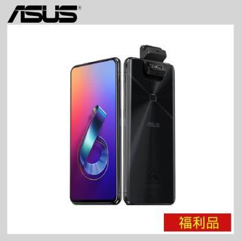 (福利品) 30周年限定版- ASUS ZenFone 6 ZS630KL 翻轉鏡頭旗艦機 (12G/512G)-保固三個月