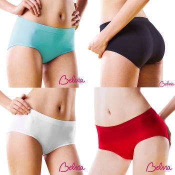【英國Belvia】貝薇雅無痕3D內褲-S號(每人限購一件)