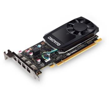 LEADTEK 麗臺 NVIDIA Quadro P620 2GB GDDR5 工作站繪圖卡 / MDP-DP / 三年保