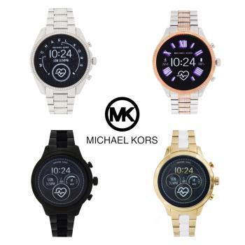 Michael Kors MK時尚流行低調奢華多功能智慧型手錶