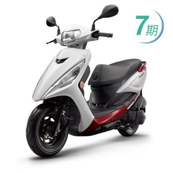 預購 KYMCO 光陽 新名流 125(鼓煞) 七期 2021新車-24期