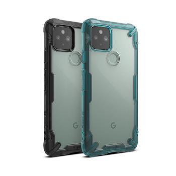 Rearth Google Pixel 5 (Ringke Fusion X) 高質感保護殼