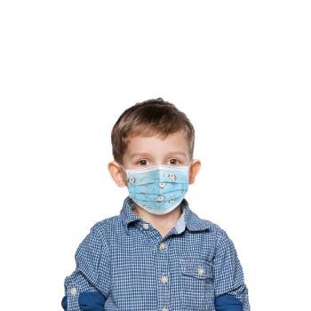 (72盒1組) 防塵兒童口罩(50片裝)-非醫療