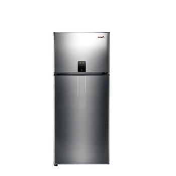 TECO東元610公升雙門變頻冰箱(晶鑽灰)R6191XH