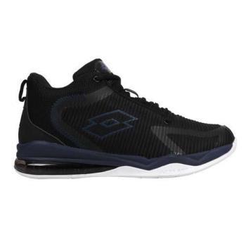 LOTTO 男氣墊籃球鞋-運動 慢跑 反光 炫彩