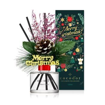 cocodor聖誕限定花圈室內擴香瓶120ml