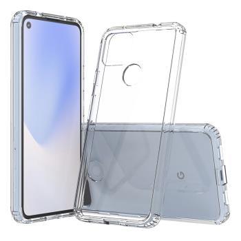 QinD Google Pixel 4a 5G 雙料保護套