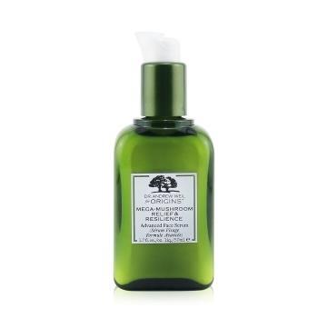 品木宣言 Dr. Andrew Mega-Mushroom 舒緩肌膚和高彈性高級面部精華素 50ml/1.7oz