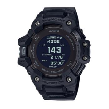 CASIO G-SHOCK GBD-H1000-1 太陽能 心率偵測與GPS衛星定位錶款