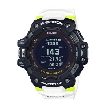 CASIO G-SHOCK GBD-H1000-1A7 太陽能 心率偵測與GPS衛星定位錶款