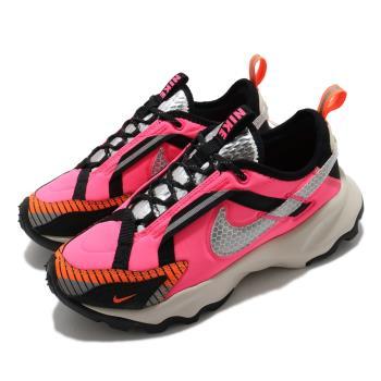 Nike 休閒鞋 TC 7900 LX 運動 女鞋 輕量 舒適 避震 球鞋 穿搭 反光 粉 黑 CU7763600 [ACS 跨運動]
