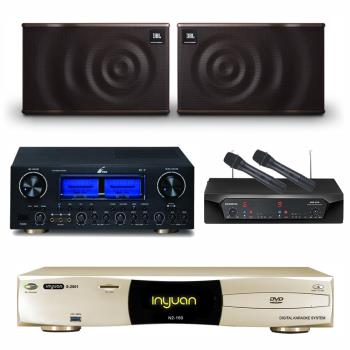 音圓 S-2001 N2-150點歌機4TB+FPRO RV-9+CHIAYO NDR-2120+JBL MK10