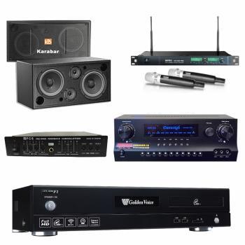 金嗓 CPX-900 F1 點歌機4TB+Danweigh DW1+MIPRO ACT-869+Karabar KB-2348DP+FBC-9900
