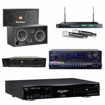 音圓S-2001 N2-550點歌機4TB+Danweigh DW1+MIPRO ACT-869+Karabar KB-2348DP+FBC-9900