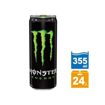 【魔爪Monster Energy】能量碳酸飲料355ml(24入/箱)