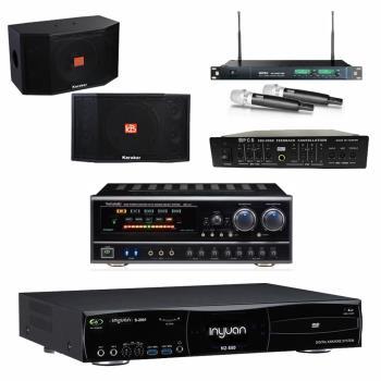 音圓S-2001 N2-550點歌機4TB+NaGaSaki BB-1BT+ACT-869+KARABAR KB-4310M+FBC-9900