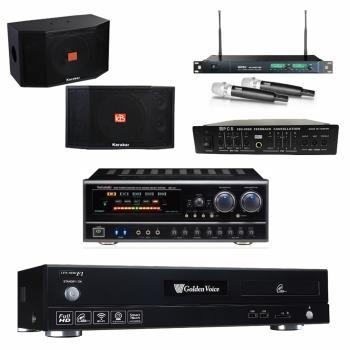 金嗓 CPX-900 F1 點歌機4TB+NaGaSaki BB-1BT+ACT-869+KARABAR KB-4310M+FBC-9900