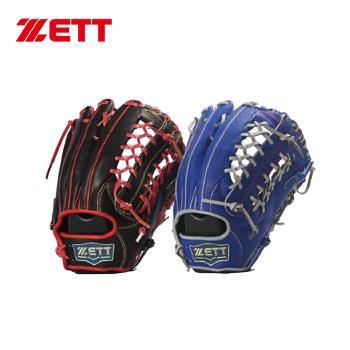 ZETT 330系列棒壘開指手套 BPGT-33038