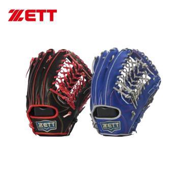ZETT 330系列棒壘開指手套 BPGT-33037
