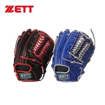 ZETT 330系列棒壘開指手套 BPGT-33027