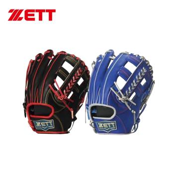 ZETT 330系列棒壘開指手套 BPGT-33015