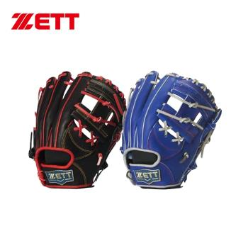 ZETT 330系列棒壘開指手套 BPGT-33014