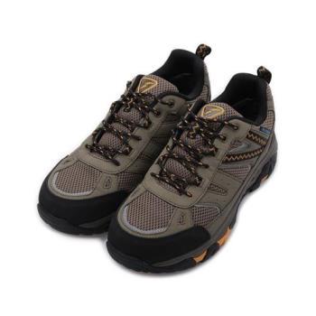 GOODYEAR 森林之王M3 低筒防水戶外鞋 棕 GAMO03464 男鞋 鞋全家福