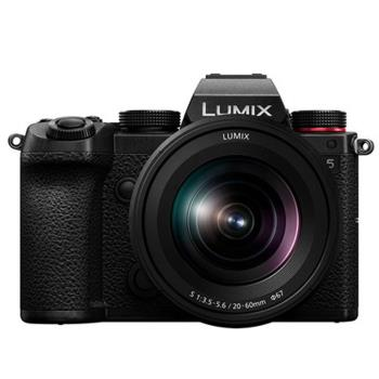 PANASONIC LUMIX S5 + 20-60mm KIT (公司貨)