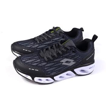 LOTTO AIRFLOW 4.0 運動鞋 黑色 男鞋 LT9AMR1900 no016