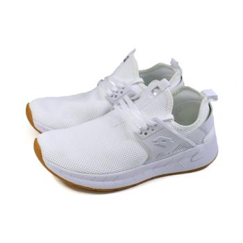 LOTTO 運動鞋 針織 白色 男鞋 LT9AMR0719 no028