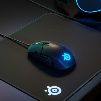 Steelseries 電競滑鼠 Sensei 310 Ambidextrous Mouse 黑