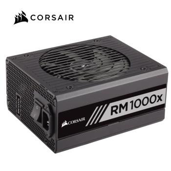 Corsair 海盜船 RM1000X 80+金牌 1000W 全模組電源供應器