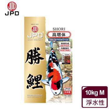 JPD 日本高級錦鯉飼料-勝鯉_高增體(10kg-M)