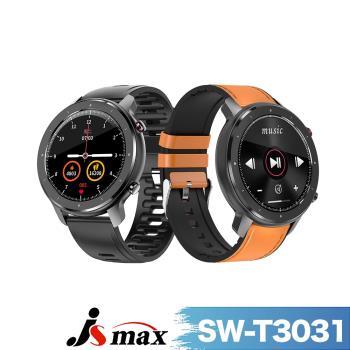 【JSmax】SW-T3031藍牙通話音樂錄音健康管理手錶