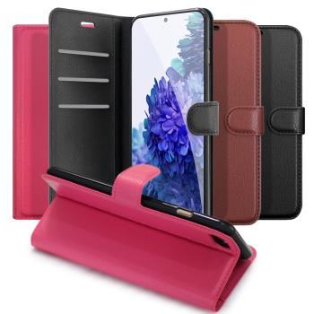 Dapad for 三星 Samsung Galaxy S20 FE 5G 百搭時代多卡式夾層皮套