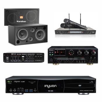 音圓S-2001 N2-350點歌機4TB+OKAUDIO AK-7+SR-889PRO+Karabar KB-2348DP+FBC-9900