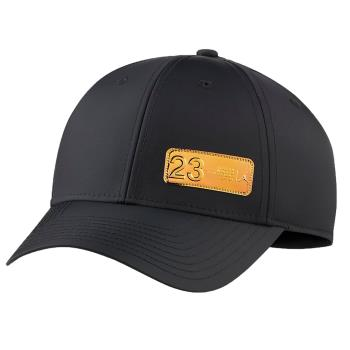NIKE Jordan 23 Engineered Legacy91 帽子 老帽 喬丹 金標 防潑水 黑【運動世界】DC3678-010