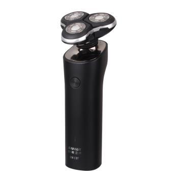 SANLUX台灣三洋三刀頭USB電鬍刀 SV-E37