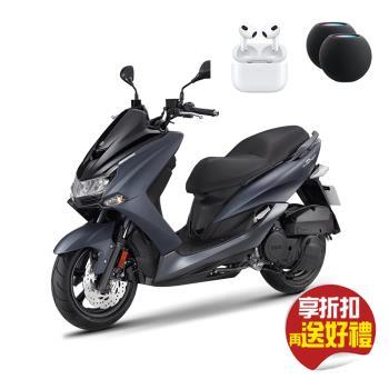YAMAHA 山葉 SMAX FI 155 ABS版 品見新色-2021新車贈品A