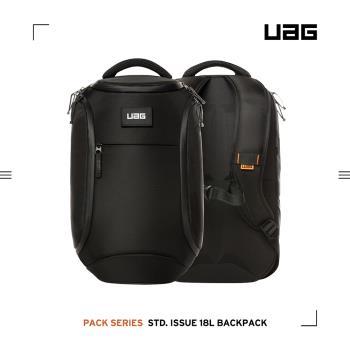 UAG 潮流後背包 18L-黑
