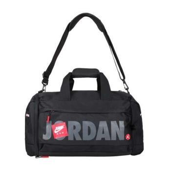 NIKE JORDAN 大型旅行袋-側背包 裝備袋 手提包 肩背包