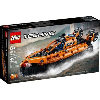 LEGO樂高積木 42120 202103 科技 Technic 系列 - 救援氣墊船