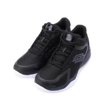 LOTTO HYDRO氣墊籃球鞋 黑 LT0AMB2730 男鞋 鞋全家福