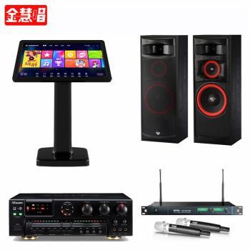 金慧唱 NOTE PLUS V2.0/21.5吋點歌面板4TB+AK-7+ACT-869 PRO+XLS-12