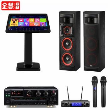 金慧唱 NOTE PLUS V2.0/21.5吋點歌面板4TB+AK-7+JBL VM300+XLS-28