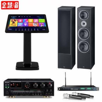 金慧唱 NOTE PLUS V2.0/21.5吋點歌面板4TB+SA-700+ACT-869 PRO+Monitor Supreme 2002