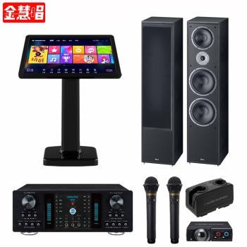 金慧唱 NOTE PLUS V2.0/21.5吋點歌面板4TB+DB-8A+AT-CLM9000TX 771+Monitor Supreme 2002